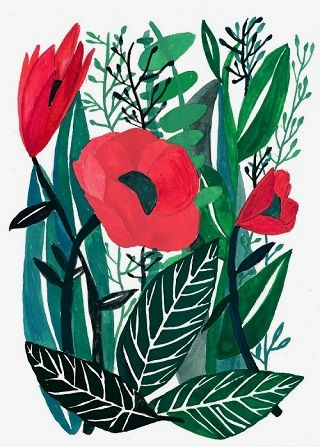 Illustration by Hannah Micaela