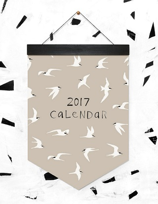 Birds Calendar / Bird Plus Bird