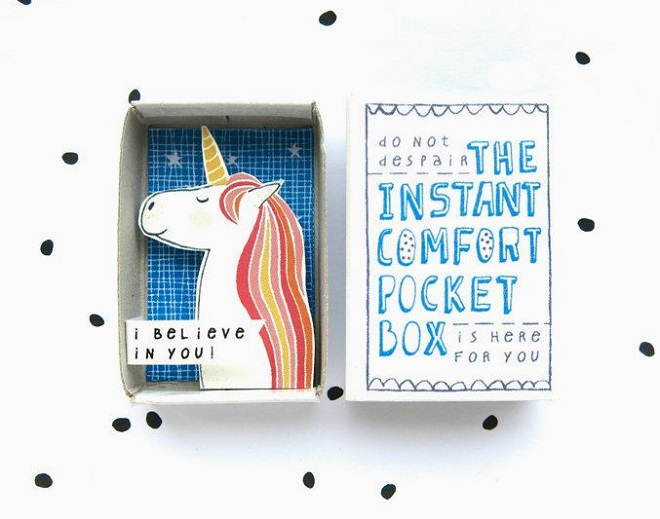 Instant Comfort Pocket Box / Kim Welling