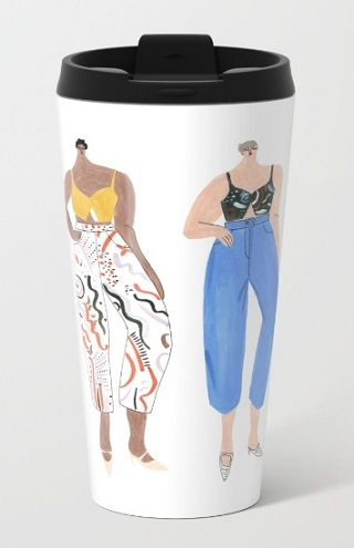 Travel Mug / Isabelle Feliu
