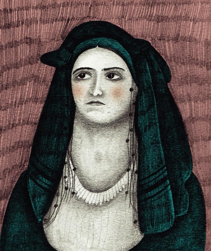 Italian Woman - Julia Soboleva
