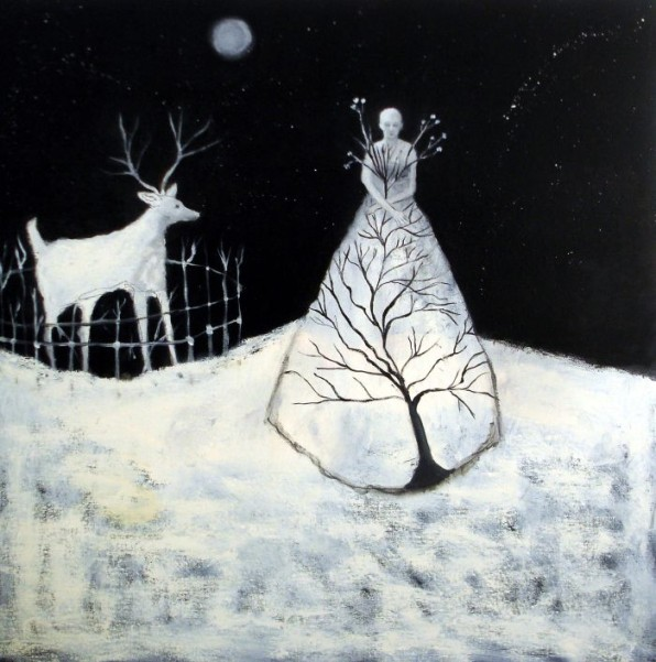 Caretaker, by Jeanie Tomanek.