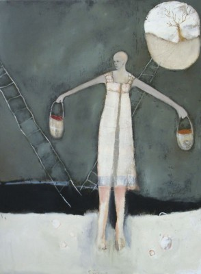 Comparison, by Jeanie Tomanek.