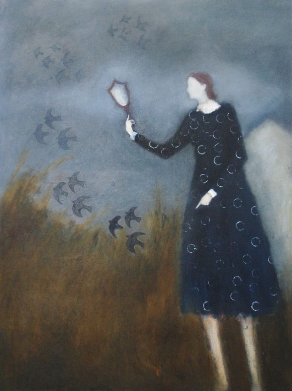 I'm Nobody. Who are you? by Jeanie Tomanek.