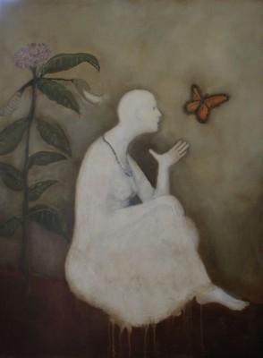Milkweed, by Jeanie Tomanek.