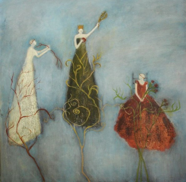 Seasons of the Heart, by Jeanie Tomanek.