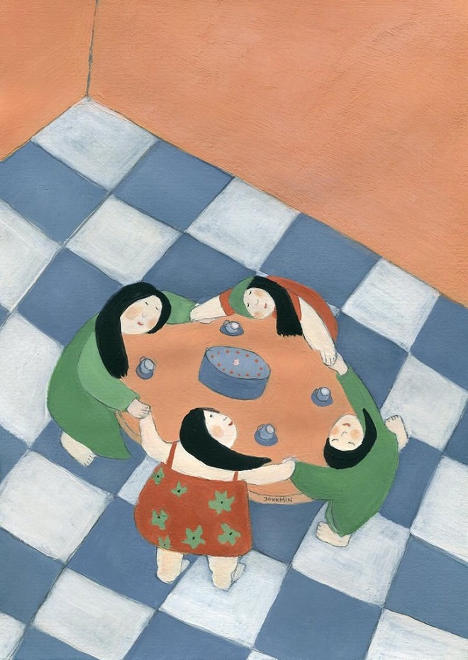 Illustration by Joanna Kaminska