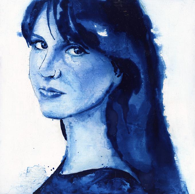 Portrait by Johanna Wilbraham