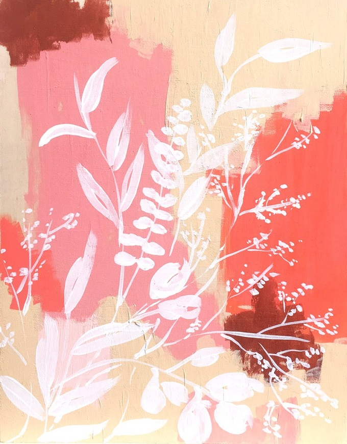 Painting / Juliet Meeks