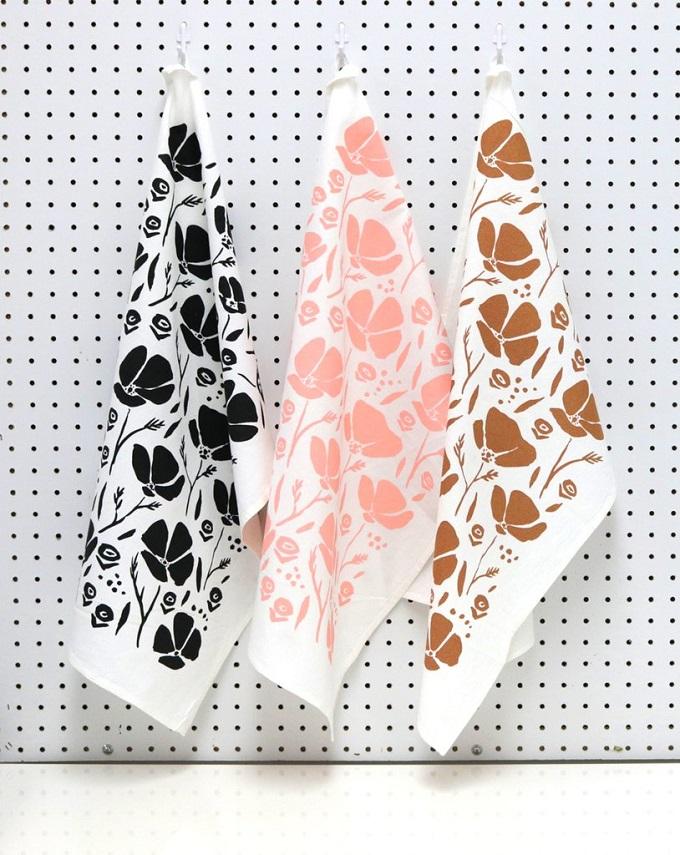 Tea Towels / Juliet Meeks