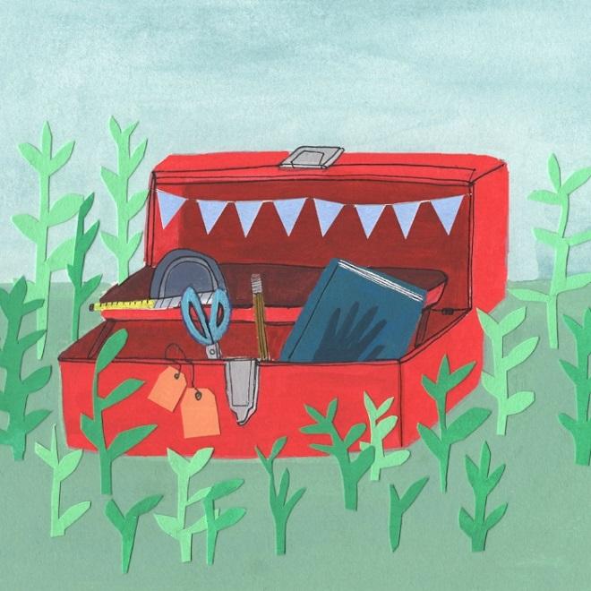 Illustration by Kristen Solecki