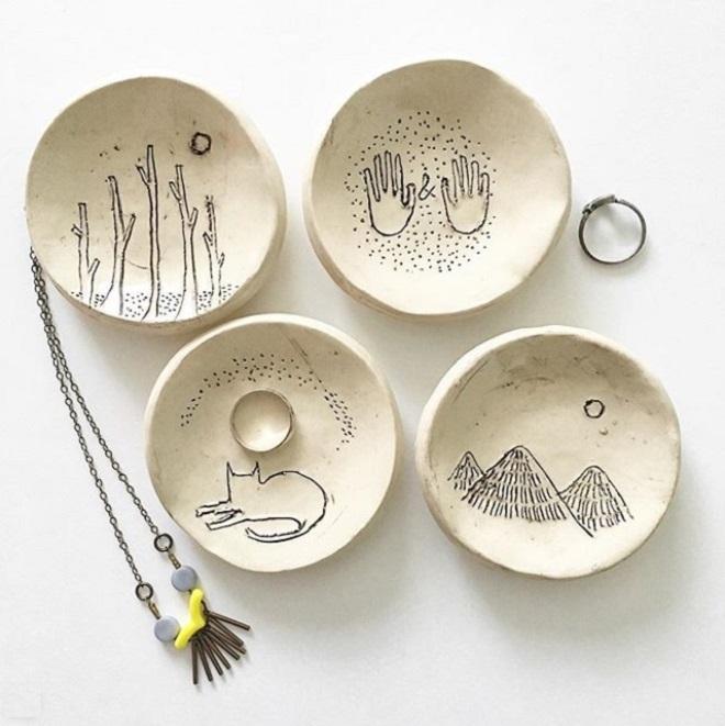 Ceramics by Kristen Solecki