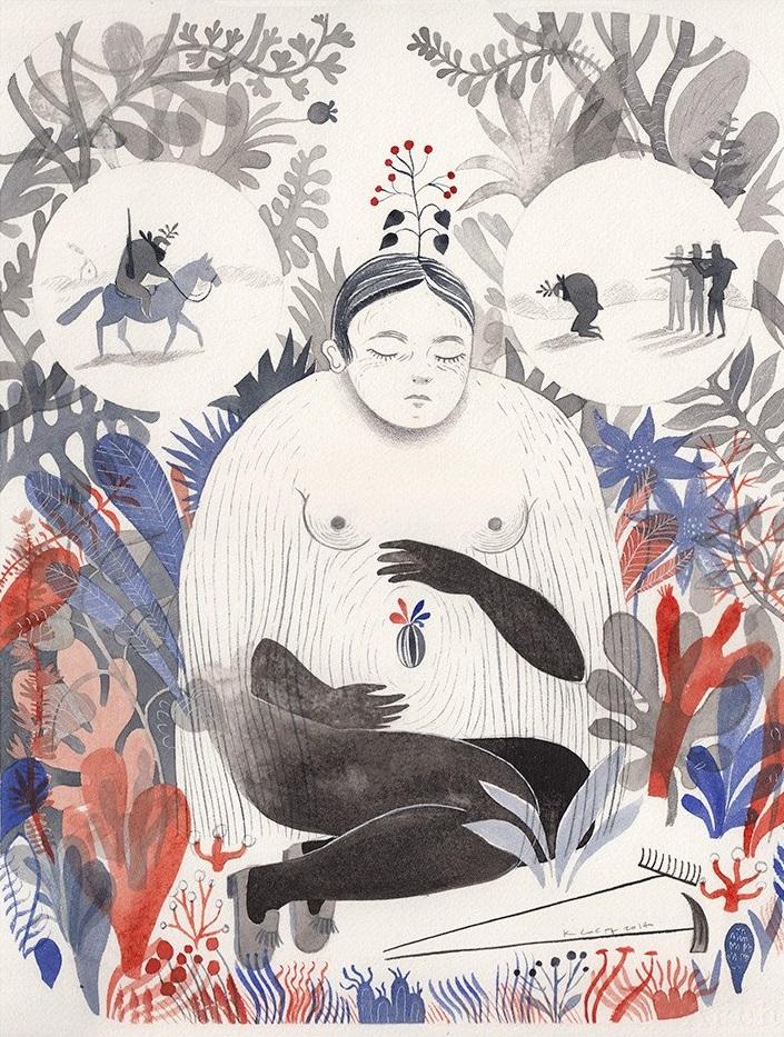 Art Print - Karina Cocq