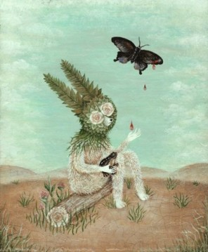 Goodbye Butterfly. By Kathleen Lolley, 2012.