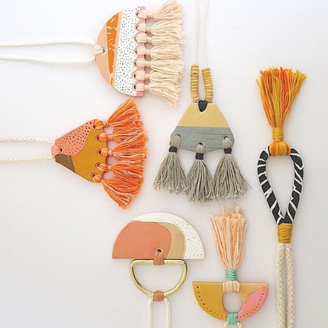 Necklaces / Kelly Chapman