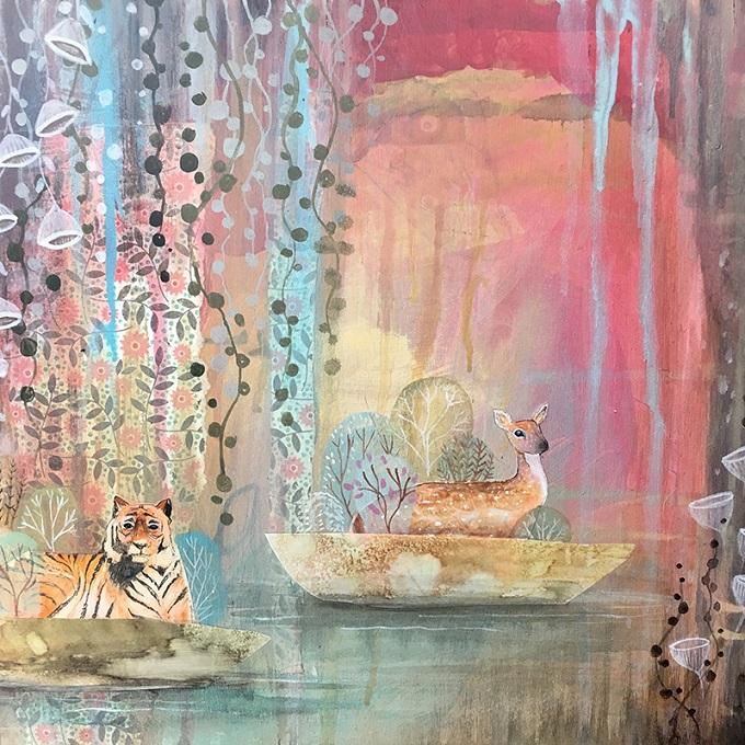 Illustration by Kendra Binney