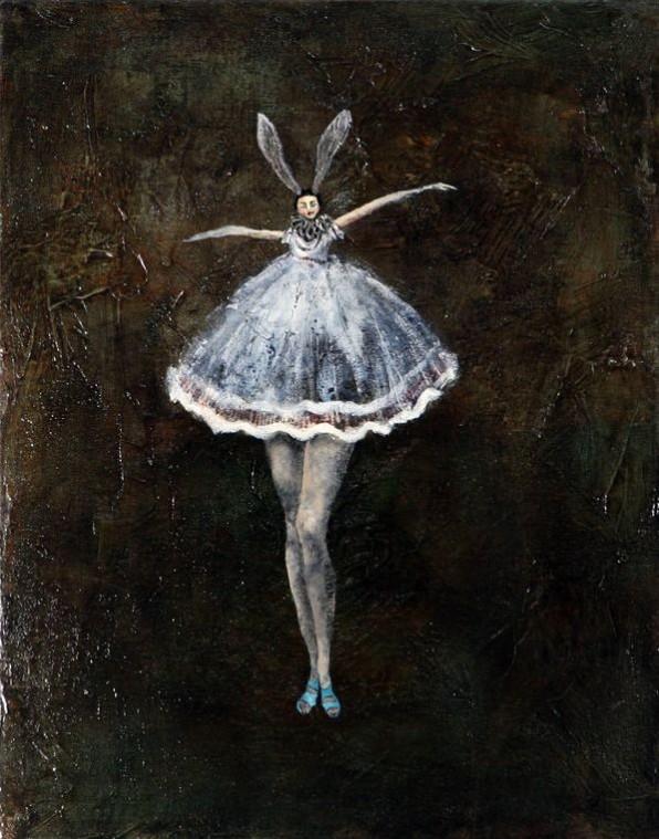 Lady Bigsbee. By Shari Weschler Rubeck, 2012.