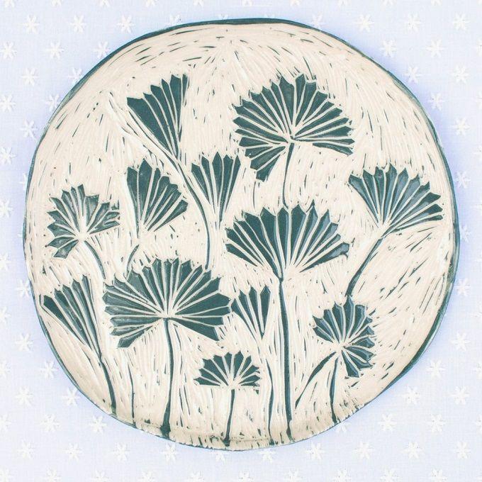 Large Plate - Ayesha Aggarwal