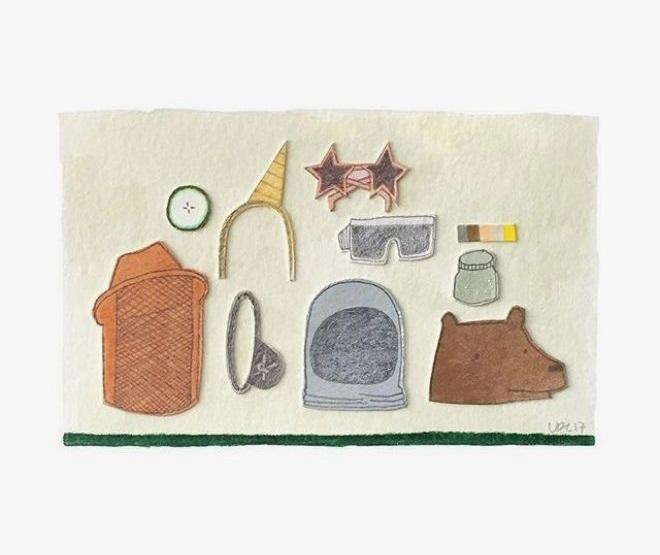 Papercut Illustration by Lauren Paige