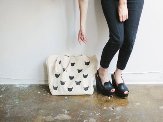 Tote bag / Leah Goren