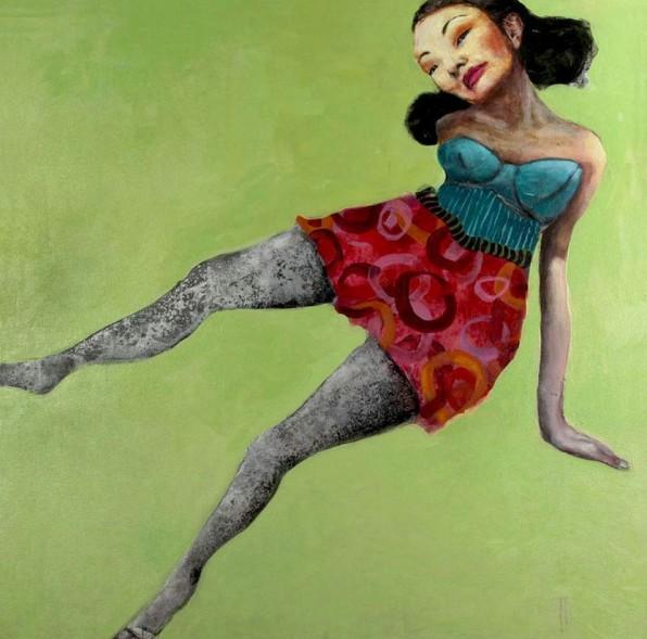 Lean, by Shari Weschler Rubeck.