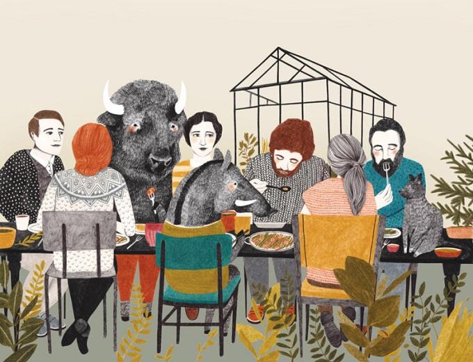 Illustration by Lieke van der Vorst
