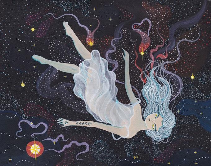 Illustration by Lisa Vanin