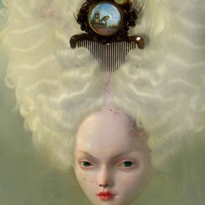 Messenger study. By Ray Caesar, 2004.