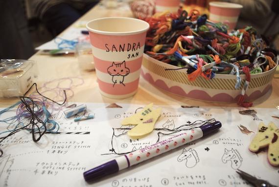 Mari Kamio Workshop