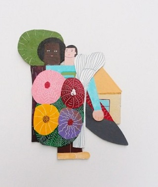 Paper Collages / Miju Lee