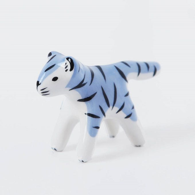 Mini Blue Tiger - Dodo Toucan