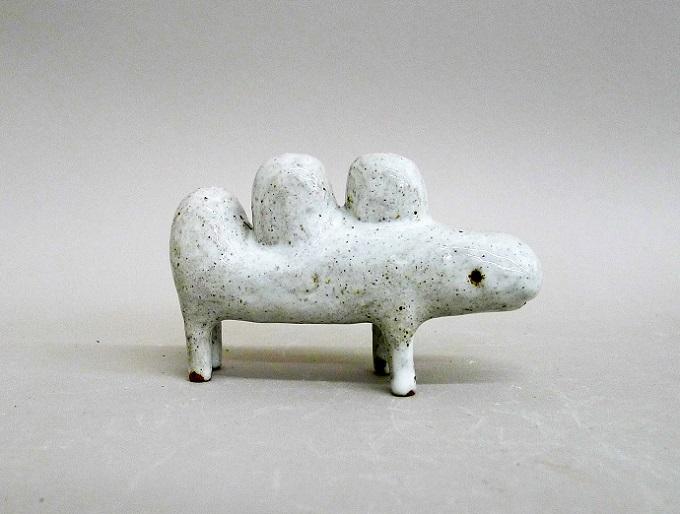 Mini Boulmoute Sculpture - Coco et Pompon