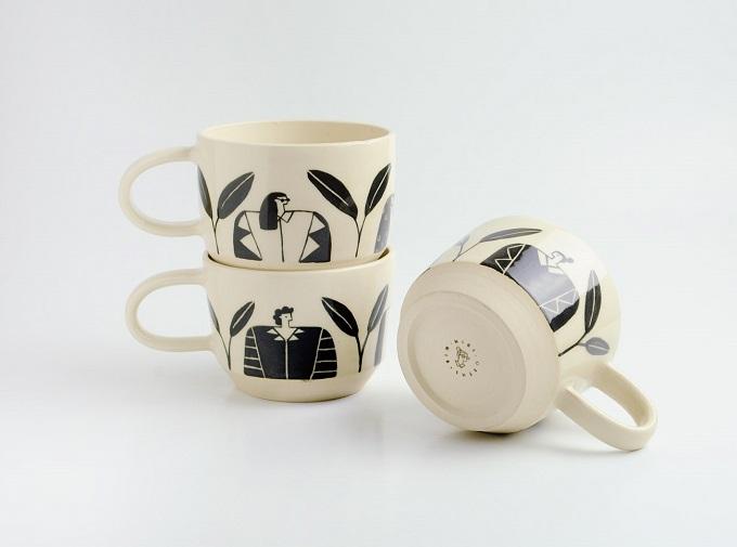 Ceramics by Miri Orenstein