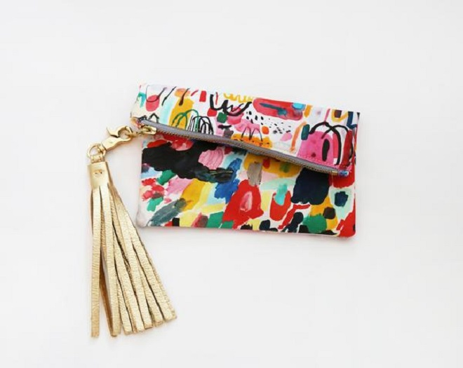 Museum Date Mini Clutch - Kindah Khalidy