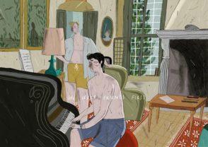 Illustration by Nadia Valavani