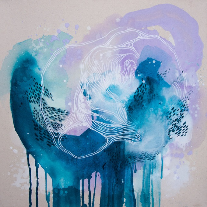 Paintings by Noelle Miller