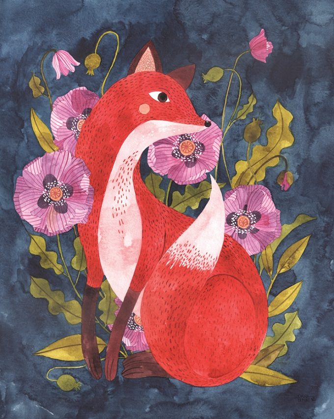 Giveaway Art Print By Oana Befort Closed