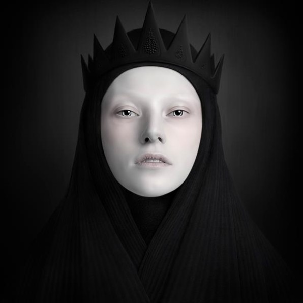 From the Nuns series, by Oleg Dou.