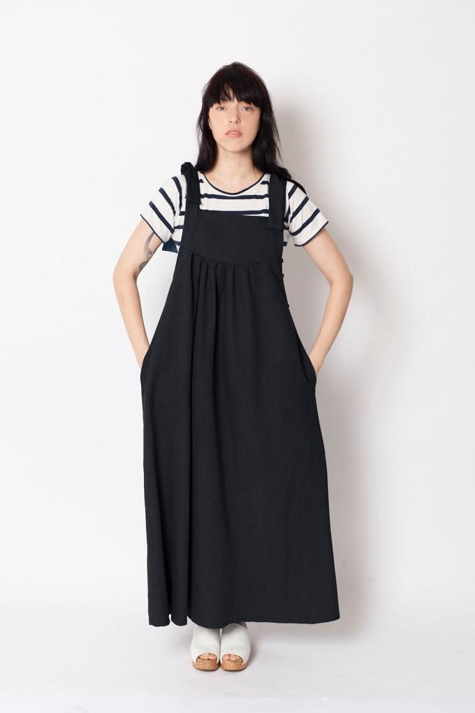 Overall Dress - Odelia Arnold