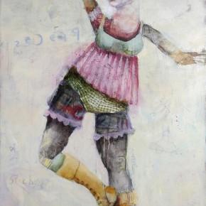 Pieces, by Shari Weschler Rubeck.
