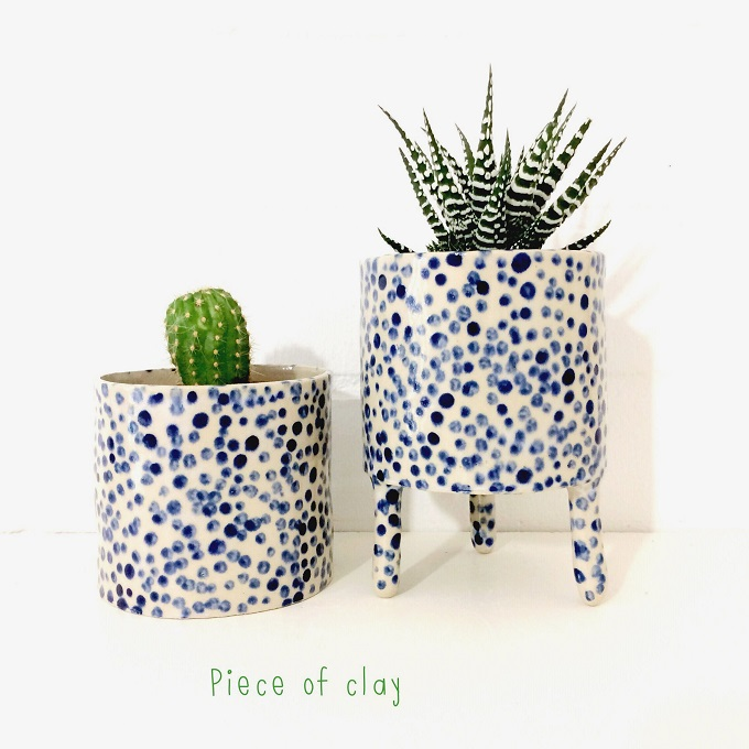 Planter - Piece of Clay