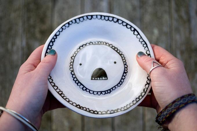 Plate - Isobel Higley Ceramics