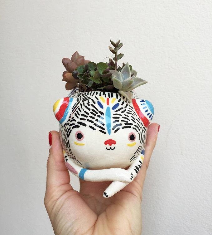 Ritual Planter - Miriam Brugmann