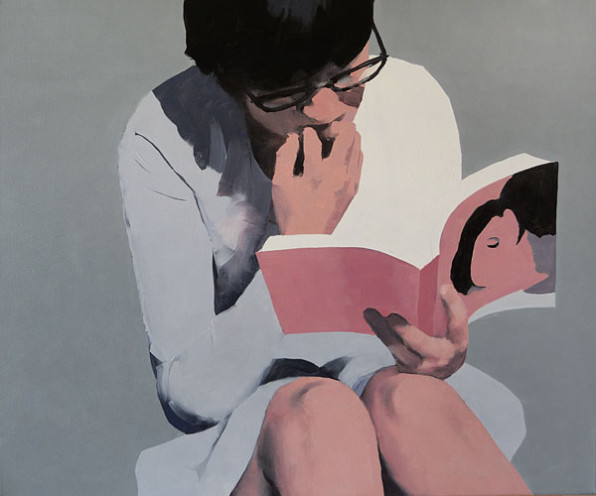 Romance, by Jarek Puczel.