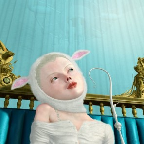 Sanctuary. By Ray Caesar, 2005.