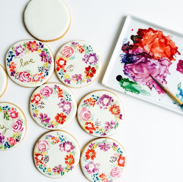 Illustrated Cookies by Patti Paige