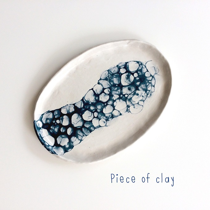 Serving Plate - Piece of Clay