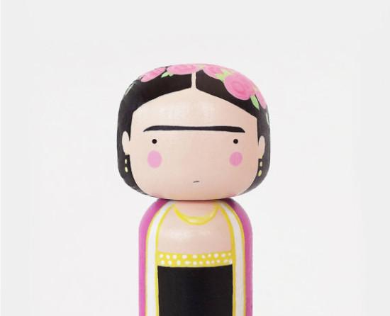 Sketch Inc Kokeshi Doll