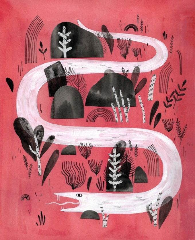 Snake Print / Maggie Chiang