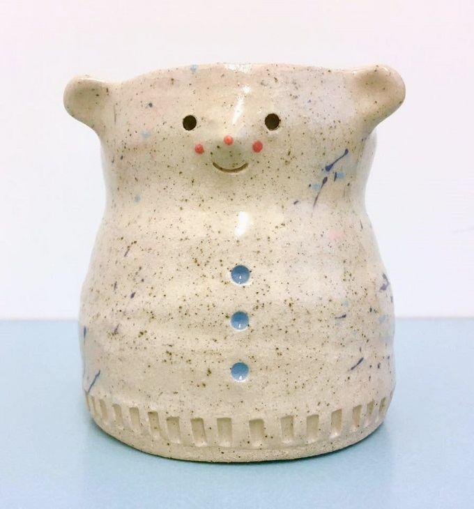Ceramic Planters by Sonra Clay